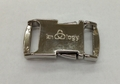 "Knottology Nito 1/2"" Metal Side Release Buckle - Silver"