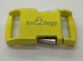 "Knottology Nito 1/2"" Metal Side Release Buckle - Yellow"