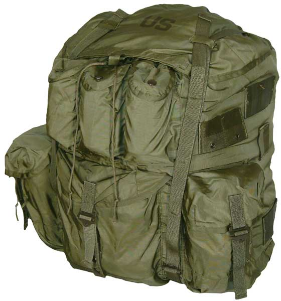 large alice pack with frame