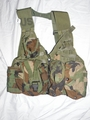 Loaded G.I. MOLLE Fighting Load Carrier