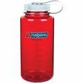Nalgene® 32oz. Wide Mouth Bottle - Outdoor Red