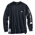 Carhartt Flame Resistant Force™ Graphic Long-Sleeve T-Shirt