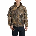 Carhartt Quick Duck® Camo Traditional Jacket