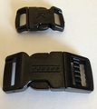 Plastic Side Release Buckles - 2 Sizes