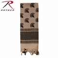 Rothco Shemagh Desert Tactical Scarf - Desert Spartan