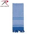 Rothco Shemagh Desert Tactical Scarf - Light Blue