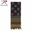 Rothco Shemagh Desert Tactical Scarf - OD Spartans