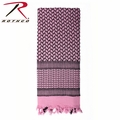 Rothco Shemagh Desert Tactical Scarf - Pink