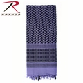 Rothco Shemagh Desert Tactical Scarf - Purple