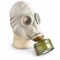 Russian Gas Mask With Bag And Filter