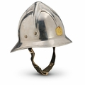 Serbian Fire Helmet - USED
