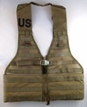 USMC Coyote MOLLE II Fighting Load Carrier