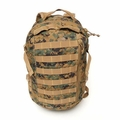 USMC Woodland MARPAT ILBE Assault Pack