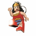 Wonder Woman LEGO LED Light Up Keychain