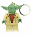 Yoda™ LEGO LED Light Up Keychain