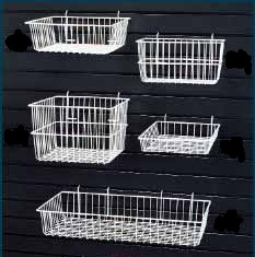 All Purpose Baskets & Wire Shelves