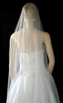 French Silk Tulle Veil