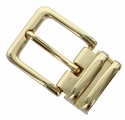 "112D GP Double Loop Clamp Belt Buckle fit's 1-1/8"" (30mm) wide Belt"