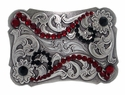 1202076529 Swarovski Rhinestone Crystal Womens Belt Buckle