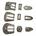 "3/4"" 19MM Western Buckle Set (Click here to see more Styles)"