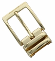 "4089D GP Double Loop Clamp Belt Buckle fit's 1-1/8"" (30mm) wide Belt"