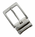 "4089D NB Double Loop Clamp Belt Buckle fit's 1-1/8"" (30mm) wide Belt"