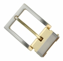A505 GB Clamp Belt Buckle fit's 1-3/8 inch (35mm) Wide Belt