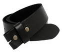 "BS41 Vintage Full Grain Leather Belt Strap 1 3/4"" Wide"