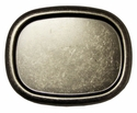 C243 Ant.Silver Plain Belt Buckles