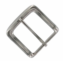"FCB-2 Nickle Plated Belt Buckle fit's 1-1/2"" (38mm) wide"