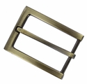 "FCB-8 Gold Belt Buckle Fit's 1-3/8"" (35mm) Belt"