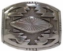 H-8142 Southwestern Belt Buckle