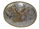 H8170 GSP American Eagle Western Belt Buckle