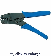 Controlled Cycle Insulated Terminal Crimp Tool #26 - #16