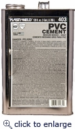 Medium Body Cement Gray GAL