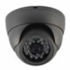 Vandal Ball Dome 3.6mm Fixed Megapixel Lens 4MP Day Night Color IP Camera