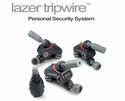 click to see more pictures of Cubicle Guard - Lazer Tripwire