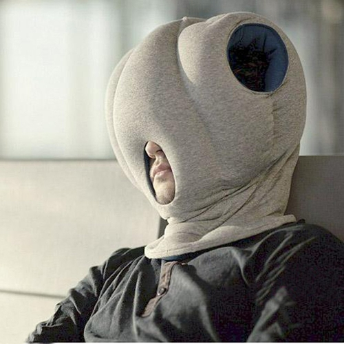 Head Case - The Desktop Nap Pillow!