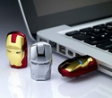 click to see more pictures of Iron Man 8GB Flash Drive