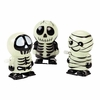 Skeleton And Mummy Wind-Ups (Set of 3)