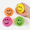 Smiley Face Stress Squeeze Ball