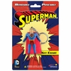 Superman Bendable Key Chain