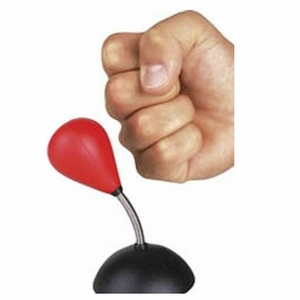 Click to Enlarge: Swearing Punching Ball - The Swearing Punching Bag