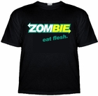 Zombie: Eat Flesh - T-Shirt