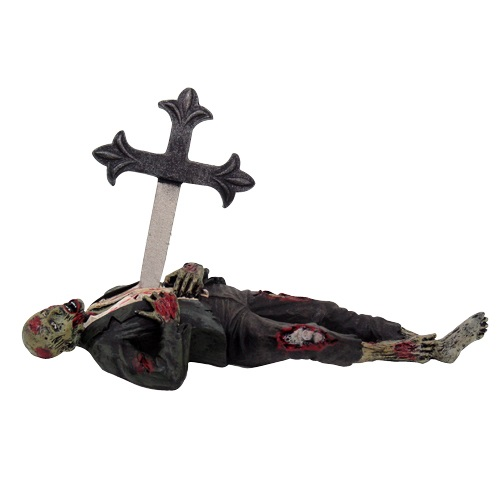zombie letter opener halloween office desk toys geek swag cool