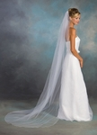 1-Tier Cathedral Veil - SALE
