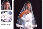 AMAZING Couture -- Edward Berger bridal veil 4304