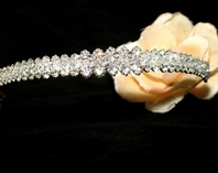Amazing Swarovski Crystal Wedding Headband Tiara-  SPECIAL Sale!!!