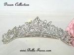 Andrea - Swarovski crystal Dream Collection tiara - sale