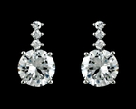 Arina - Elegant Cubic Zirconia earrings - SPECIAL